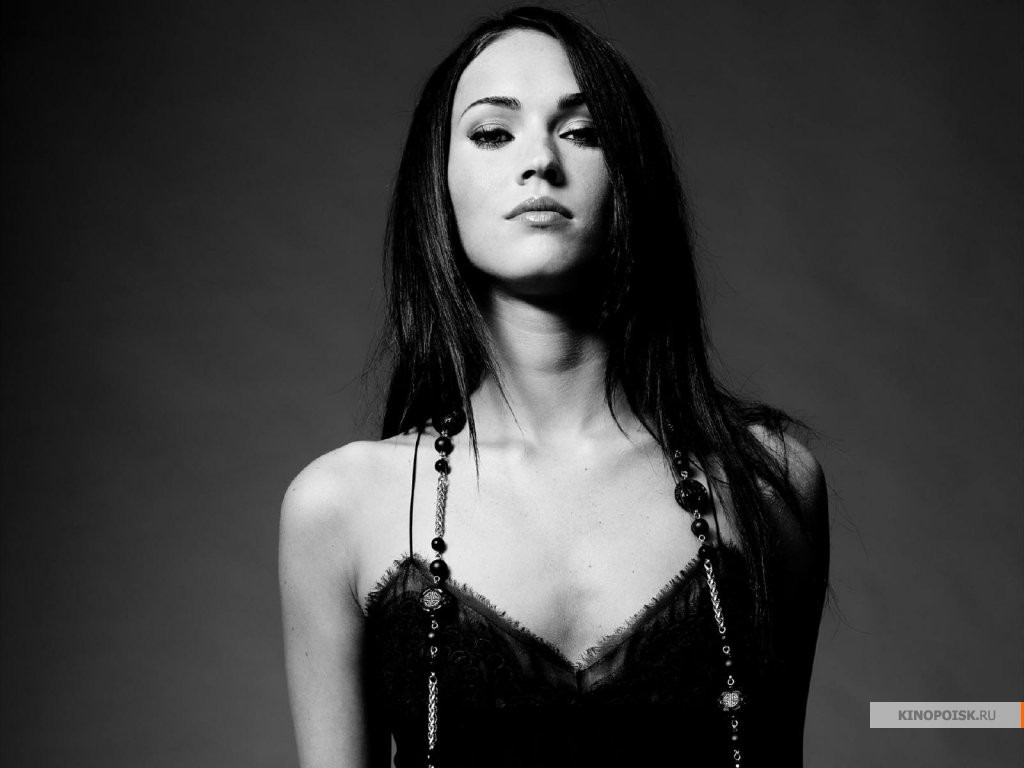Megan Fox black and white 754 Hot, Sexy and Beautiful Women (Safe For Work): The Awesome ...